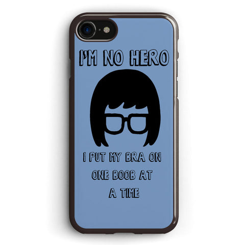 Tina Belcher Bobs Burgers Apple iPhone 7 Case Cover ISVB275