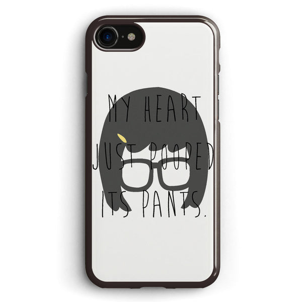 Tina Belcher Quote Apple iPhone 7 Case Cover ISVB276