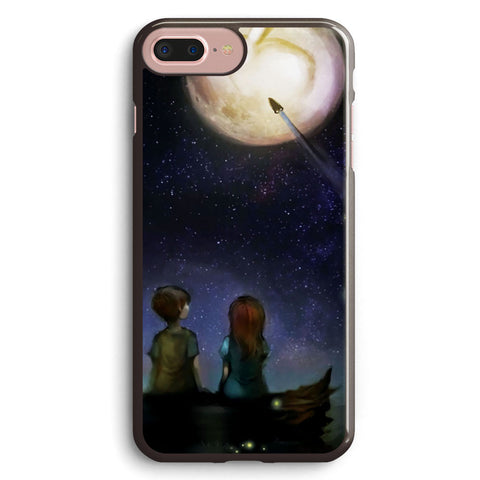 To the Moon Apple iPhone 7 Plus Case Cover ISVH643