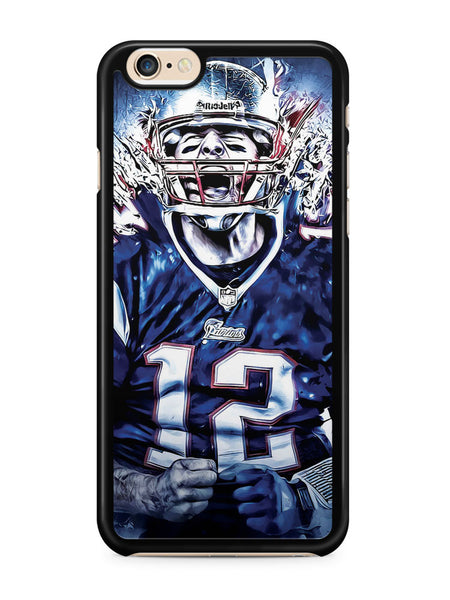Tom Brady New England Patriots Apple iPhone 6 / iPhone 6s Case Cover ISVA638