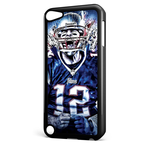 Tom Brady New England Patriots Apple iPod Touch 5 Case Cover ISVA638