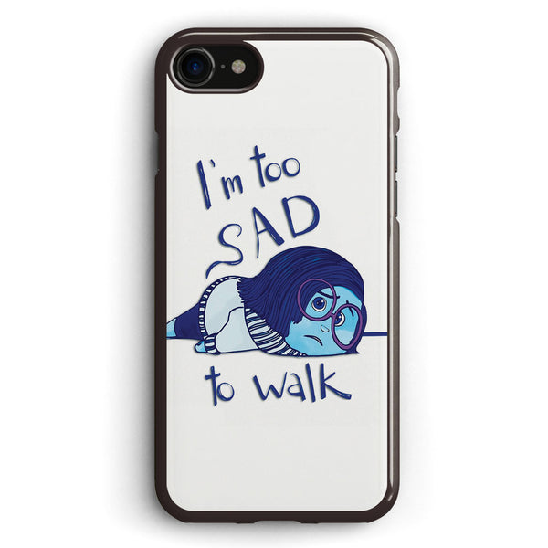 Too Sad to Walk Apple iPhone 7 Case Cover ISVC533