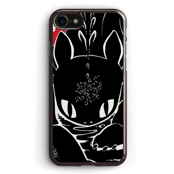 Toothless  Creeping Apple iPhone 7 Case Cover ISVD129