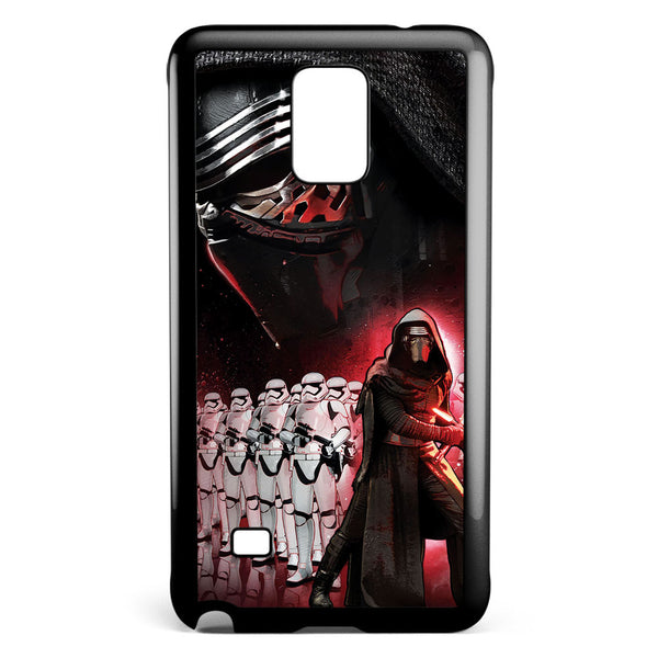 Topps Reveals New Star Wars Samsung Galaxy Note 4 Case Cover ISVA078