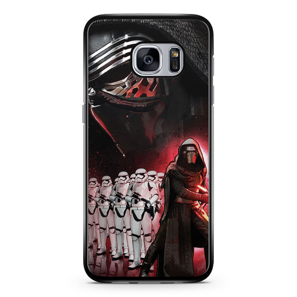 Topps Reveals New Star Wars Samsung Galaxy S7 Case Cover ISVA078