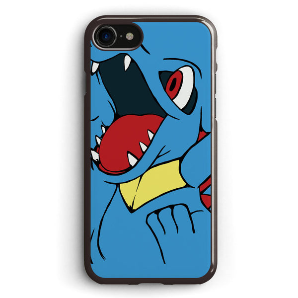Totodile Pokemon Apple iPhone 7 Case Cover ISVE826