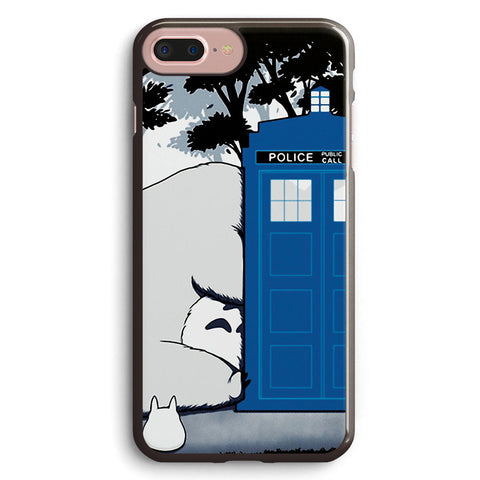 Totoro Dr Who Apple iPhone 7 Plus Case Cover ISVB288