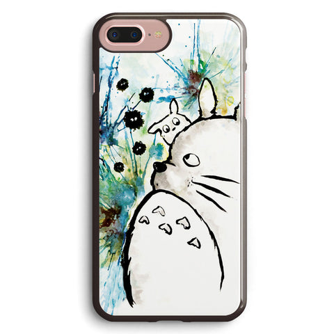 Totoro Watercolor Art Apple iPhone 7 Plus Case Cover ISVB289