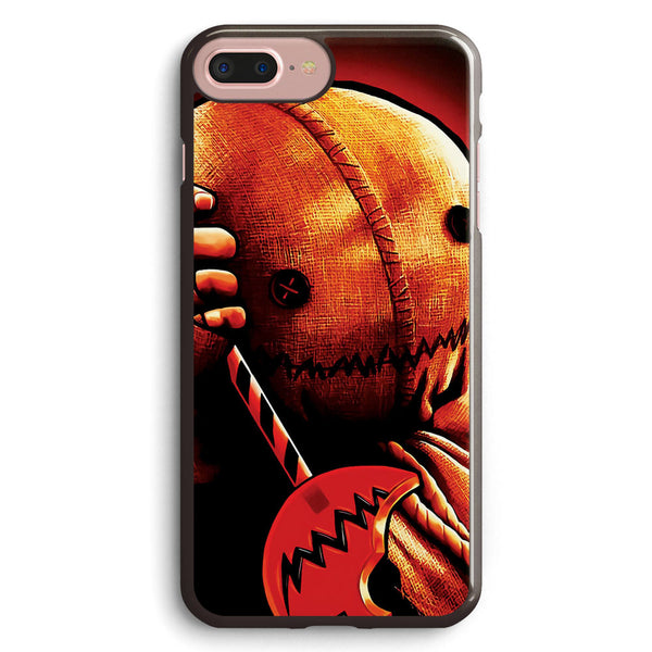 Trick 'r Treat Halloween Poster Apple iPhone 7 Plus Case Cover ISVH646