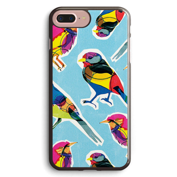 Tropical Birds Apple iPhone 7 Plus Case Cover ISVF529