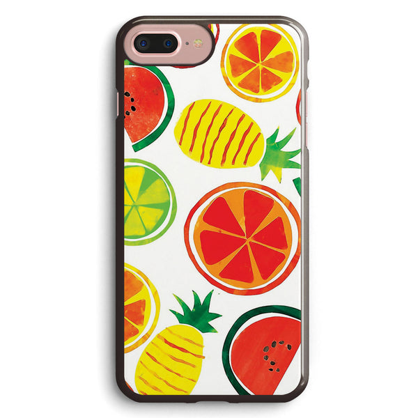 Tropical Fruit Apple iPhone 7 Plus Case Cover ISVH275