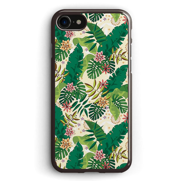 Tropical Pattern Apple iPhone 7 Case Cover ISVH277