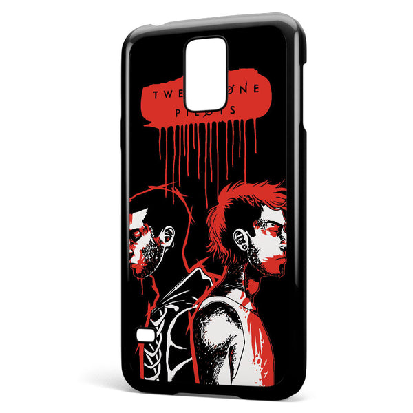 Twenty One Pilots Art Samsung Galaxy S5 Case Cover ISVA401