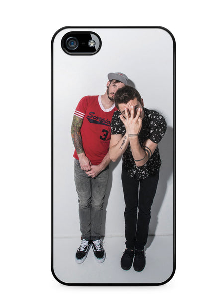 Twenty One Pilots Josh and Tyler Apple iPhone 5c Case Cover ISVA437