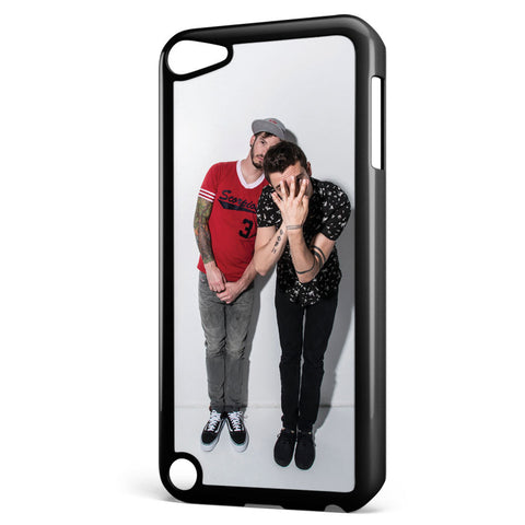 Twenty One Pilots Josh and Tyler Apple iPod Touch 5 Case Cover ISVA437