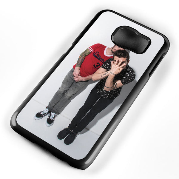 Twenty One Pilots Josh and Tyler Samsung Galaxy S6 Case Cover ISVA437