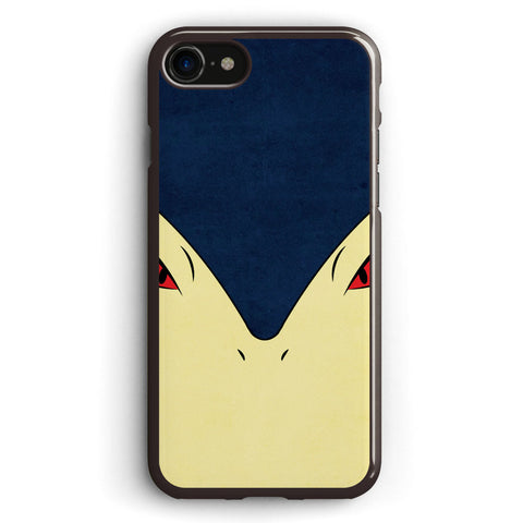 Typhlosion Face Minimalist Apple iPhone 7 Case Cover ISVF957
