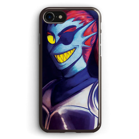 Undyne Apple iPhone 7 Case Cover ISVI122
