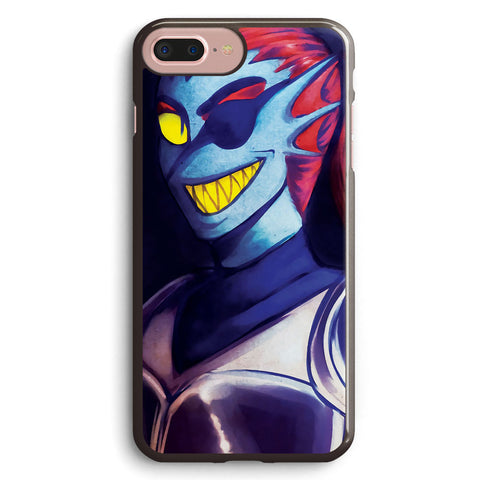Undyne Apple iPhone 7 Plus Case Cover ISVI122