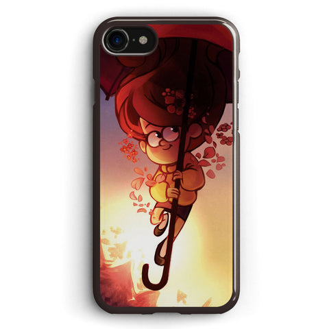 Umbrella Girl Apple iPhone 7 Case Cover ISVD146