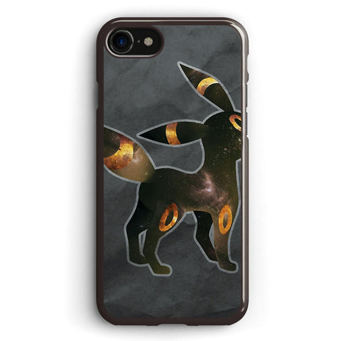 Umbreon Silhouette Apple iPhone 7 Case Cover ISVC540
