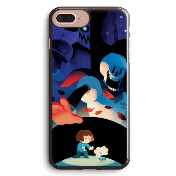 Undertale Cartoon Apple iPhone 7 Plus Case Cover ISVE315