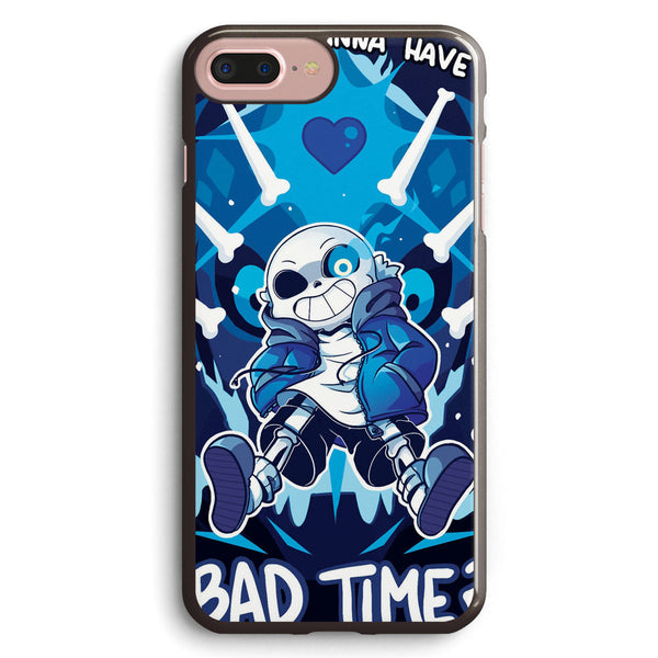 Undertale Sans Bad Time Apple iPhone 7 Plus Case Cover ISVE317