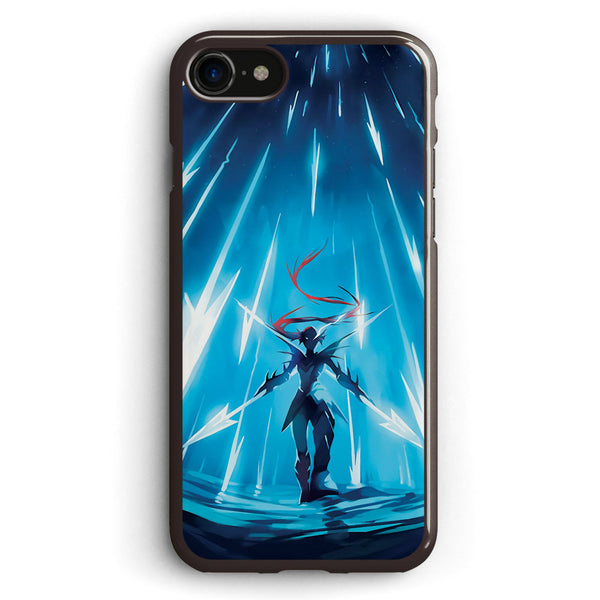 Undyne Attack Undertale Apple iPhone 7 Case Cover ISVI123