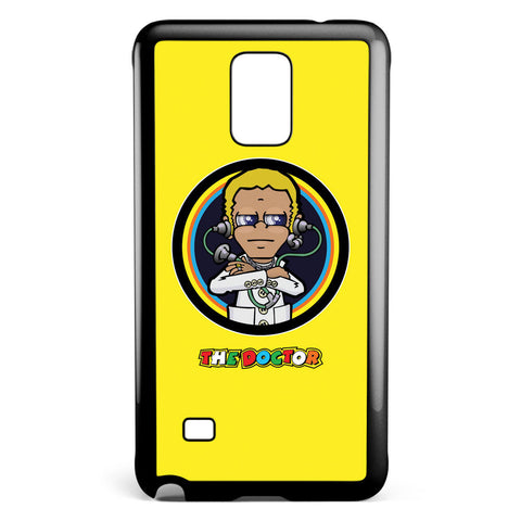 Valentino Rossi the Doctor Samsung Galaxy Note 4 Case Cover ISVA038