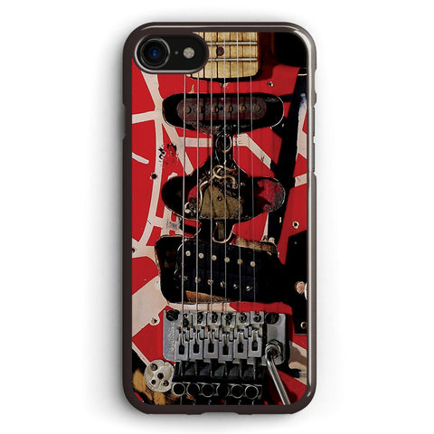 Van Halen Frankenstein Guitar Apple iPhone 7 Case Cover ISVB882