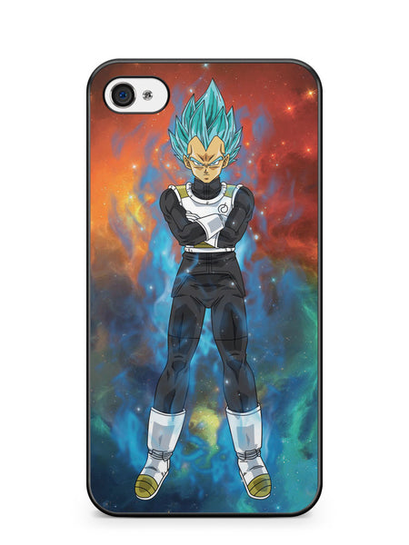 Vegeta Super Saiyan Blue Apple iPhone 4 / iPhone 4S Case Cover ISVA072