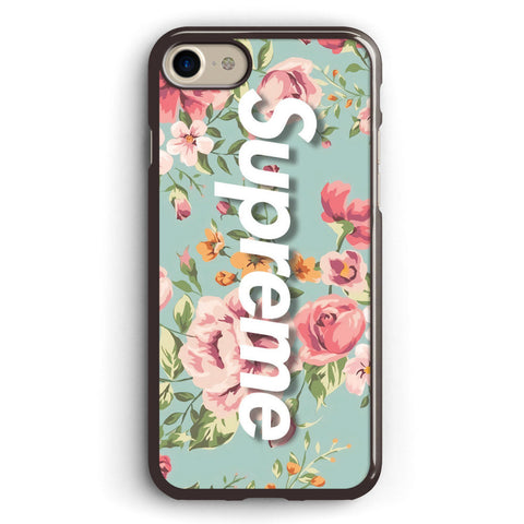 Vintage Flower Supreme Apple iPhone 7 Case Cover ISVA623