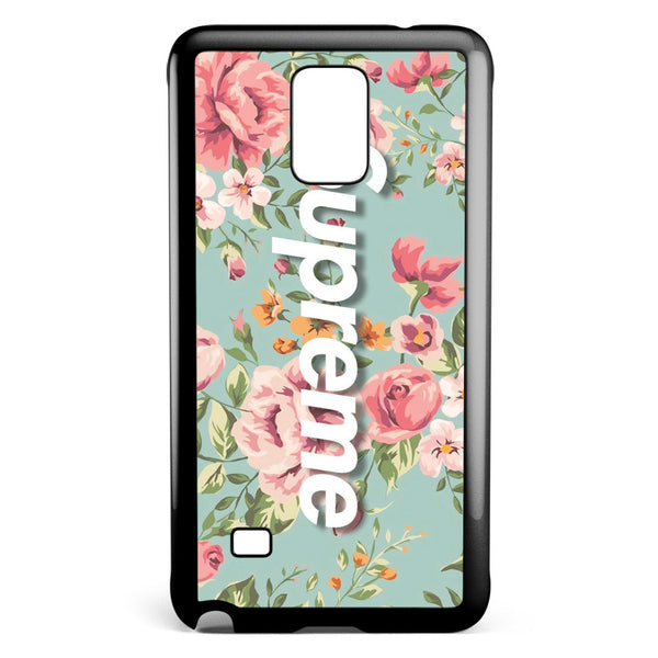 Vintage Flower Supreme Samsung Galaxy Note 4 Case Cover ISVA623