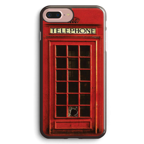 Vintage Telephone Box Apple iPhone 7 Plus Case Cover ISVF542