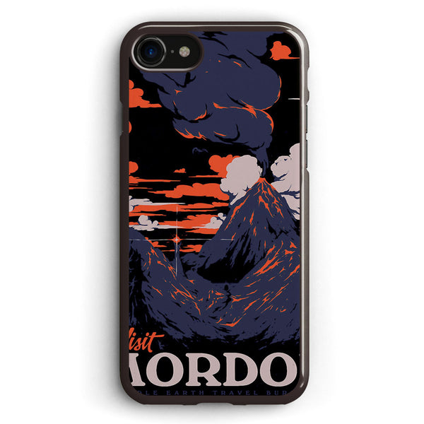 Visit Mordor Funny Lotr Apple iPhone 7 Case Cover ISVC550