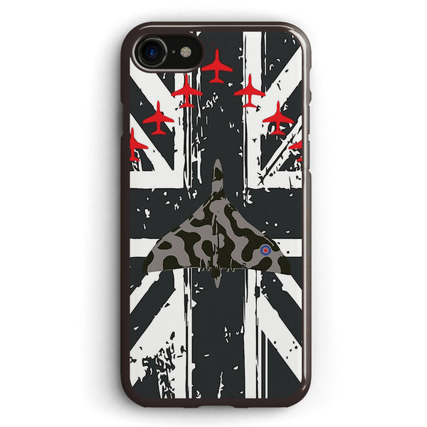 Vulcan and Red Arrows Apple iPhone 7 Case Cover ISVF545