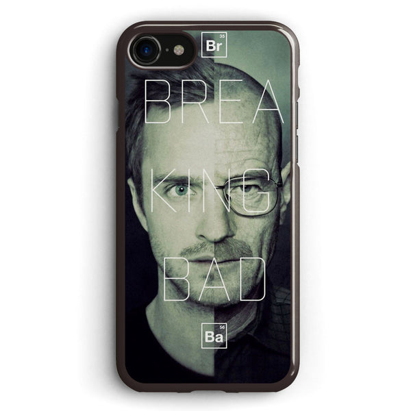 Walt and Jessie Split Personality Apple iPhone 7 Case Cover ISVC554