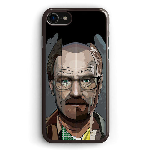 Walter White Evolution Apple iPhone 7 Case Cover ISVB321