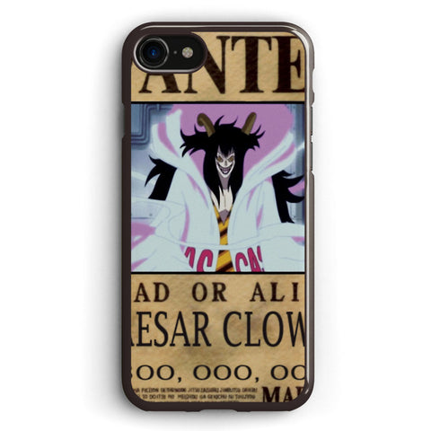 Wanted Caesar Clown Apple iPhone 7 Case Cover ISVG381