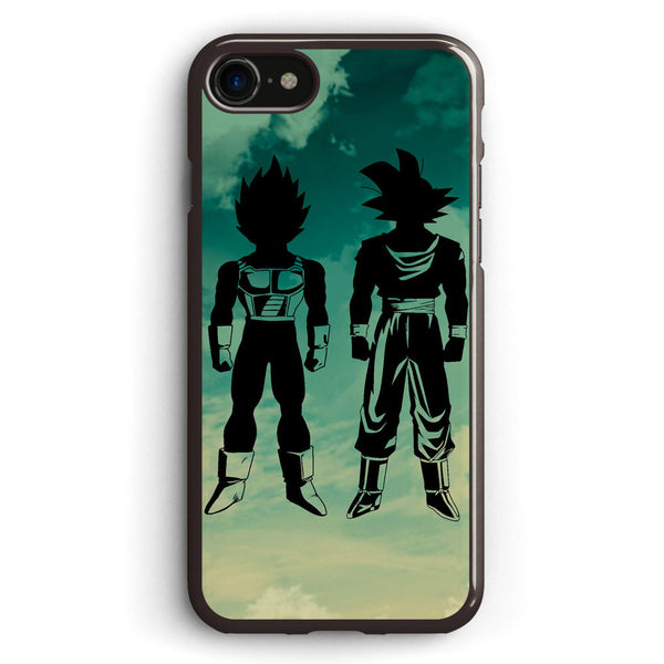 Warriors  v2  Dragon Ball Z Dbz Apple iPhone 7 Case Cover ISVC558