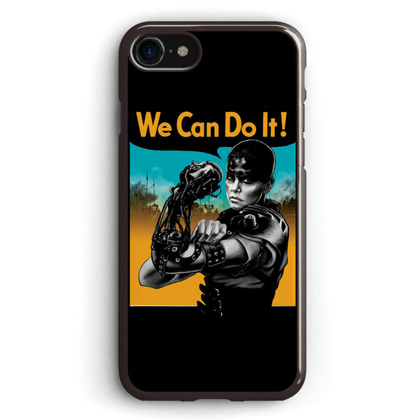 We Can Do It (furiously) Apple iPhone 7 Case Cover ISVD161