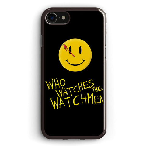 Who Watches the Watchmen and Smile Apple iPhone 7 Case Cover ISVI141