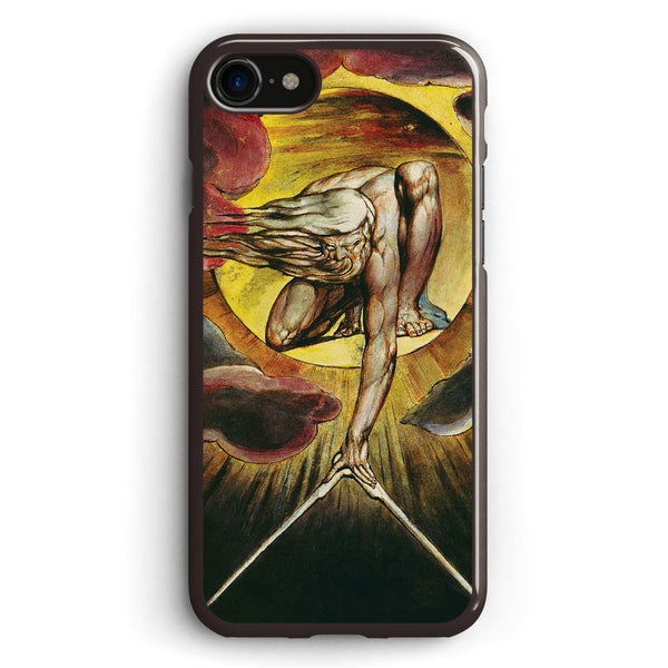 William Blake the Ancient of Days Apple iPhone 7 Case Cover ISVD168