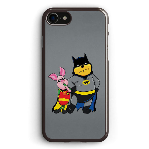 Winnie the Pooh Batman Apple iPhone 7 Case Cover ISVB335