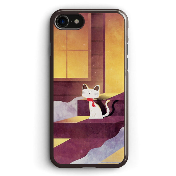 Winter Night Apple iPhone 7 Case Cover ISVF556