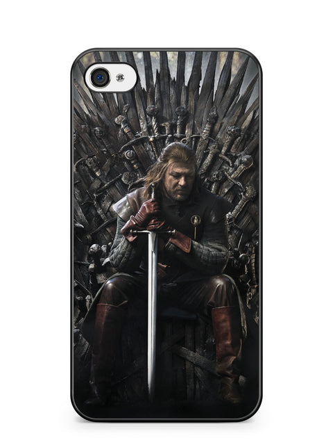 Winter is Coming Game of Thrones Apple iPhone 4 / iPhone 4S Case Cover ISVA523