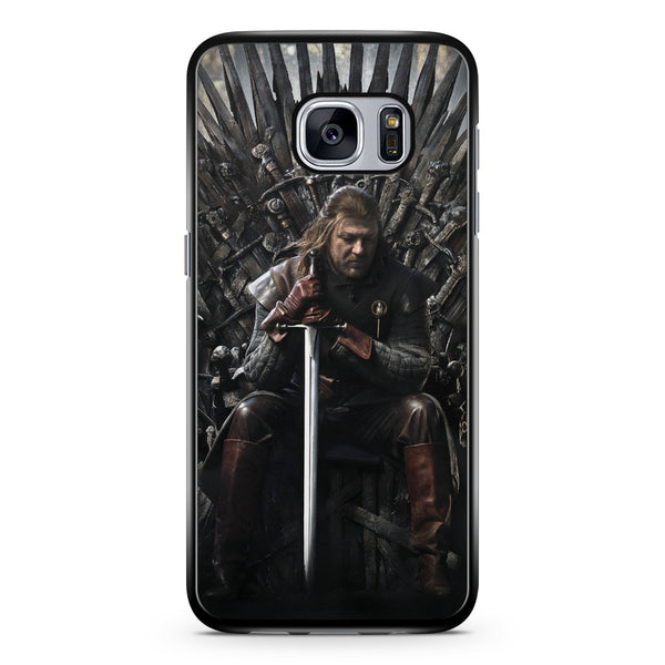 Winter is Coming Game of Thrones Samsung Galaxy S7 Case Cover ISVA523