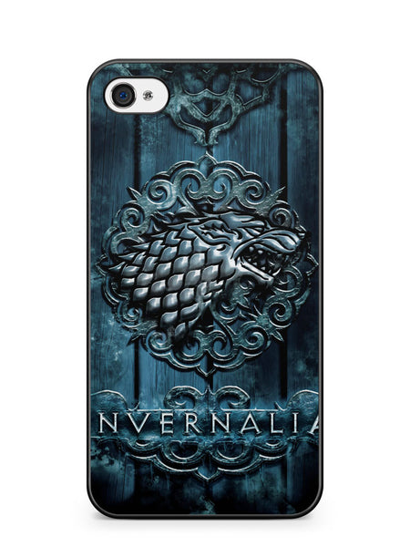 Winterfell Game of Thrones Apple iPhone 4 / iPhone 4S Case Cover ISVA530