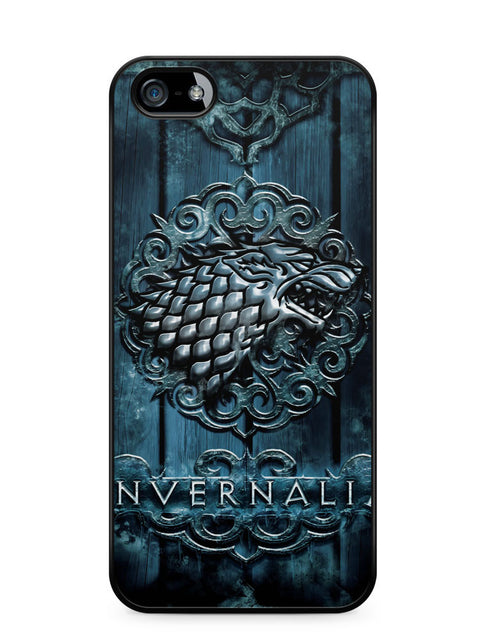 Winterfell Game of Thrones Apple iPhone SE / iPhone 5 / iPhone 5s Case Cover  ISVA530