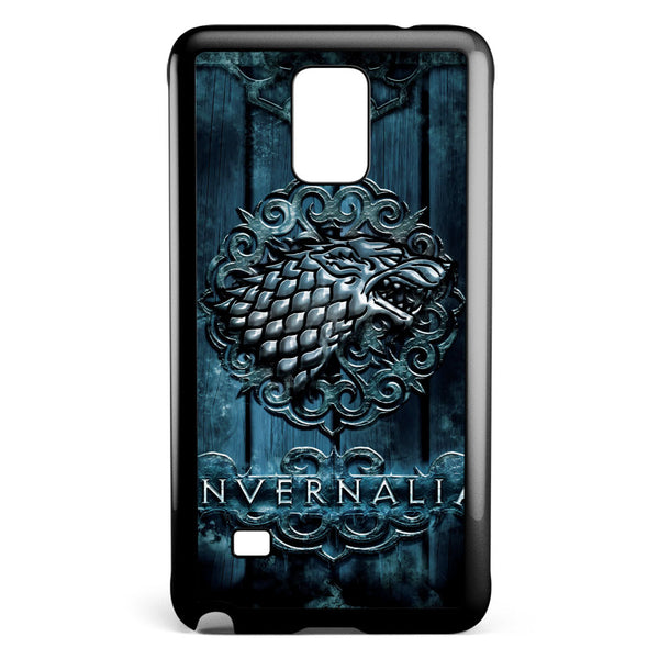 Winterfell Game of Thrones Samsung Galaxy Note 4 Case Cover ISVA530